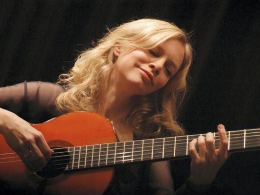Muriel Anderson will bring her unique guitar style to the Wagon Shed Thursday, July 2.