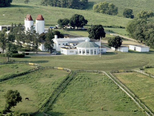 Lauxmont Farms was the subject of political debate for several years. Tom Wolf backed efforts by two York County commissioners, Lori Mitrick and Doug Kilgore, to use eminent domain to acquire hundreds of acres in Lower Windsor Township to ensure that it would be preserved.