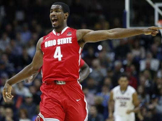 NCAA Basketball: Ohio State at Connecticut