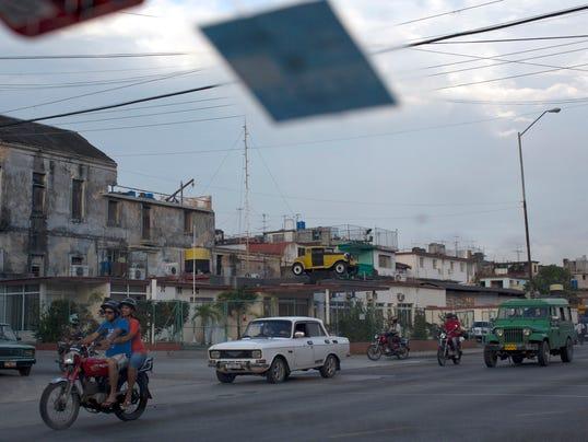 AP Cuba Daily Life