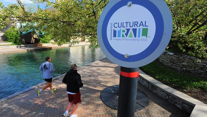 20 artist-designed manhole covers will soon dot the Indianapolis Cultural Trail.