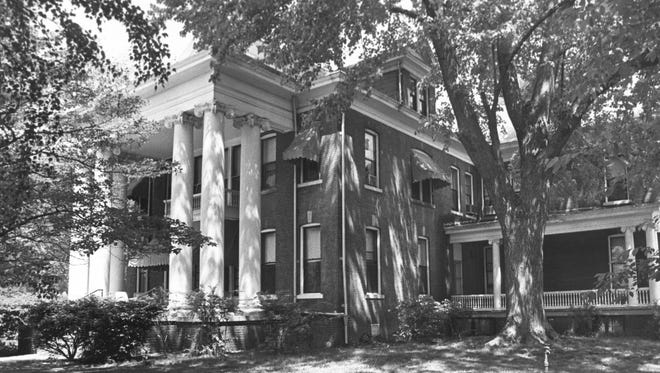 The Rathbone Memorial Home, located at 1320 SE Second St., was dedicated April 5, 1905, after 20 years of planning.