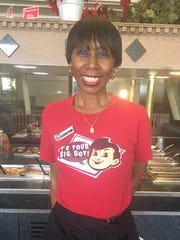 Dorothy Bembroy has worked at the Big Boy restaurant