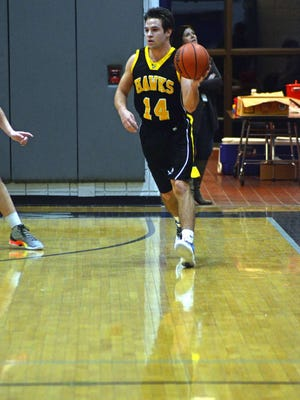 Leading scorer Matt Coppola and River Dell are seeking the program's first state-sectional tournament win since 2012.