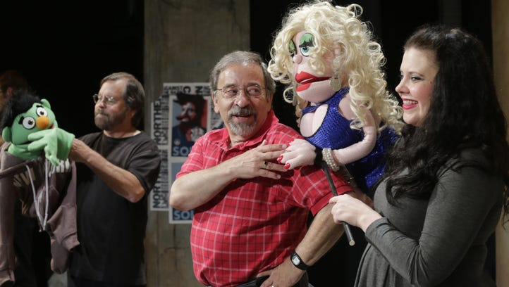 Fondren Theatre takes on grown-up puppets of 'Avenue Q'