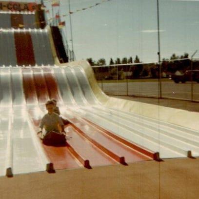 Looking Back: Earl Britt known for pizza, Magic Carpet Slide, drag racing, Delorian