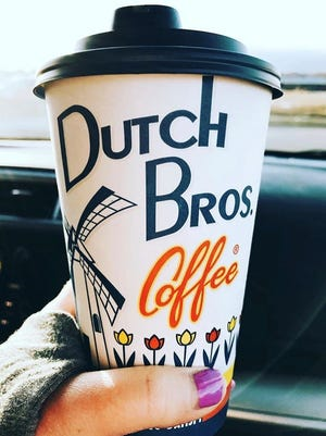 Dutch Bros. Coffee in Fort Collins.
