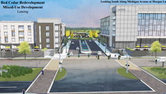 Lansing residents sound off on Red Cedar project at City Council meeting