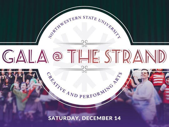 Gala and The Strand