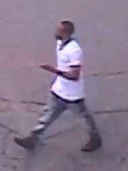 This man is wanted to credit card fraud in Bloomfield Township.