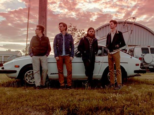 Rock band Knox Hamilton will perform on Jan. 23 at Radio Radio.