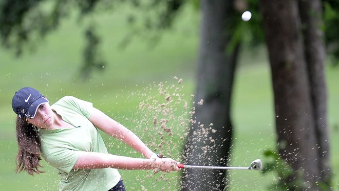 Franklin Road Academy's Nicole Page will be seeking a repeat of her 2013 D II-A state title.