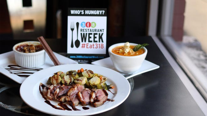 The second installment of 318 Restaurant Week, a citywide promotion designed to highlight outstanding local chefs and restaurants in Shreveport and Bossier City, will be March 14-18.