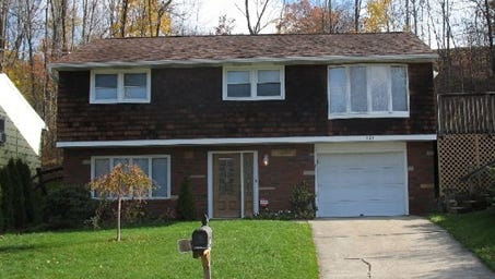 161 Mary St., Binghamton, was sold for $138,297 on Dec. 18.