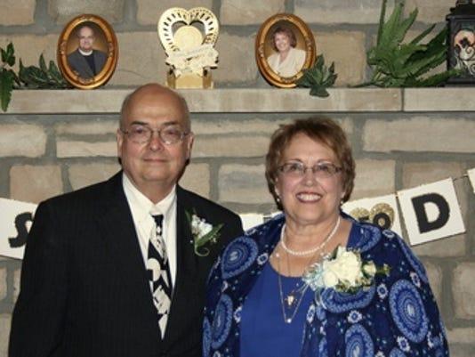 Anniversaries: Pastor Bill Rauch & Judy Adams Rauch