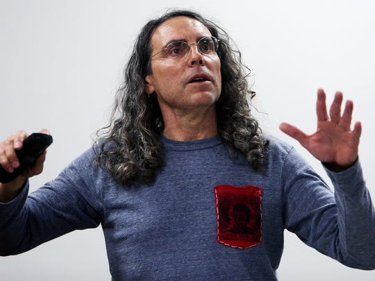 Hollywood film director Tom Shadyac promised to be a neighbor like no other in Soulsville after buying two vacant buildings across McLemore from Stax.