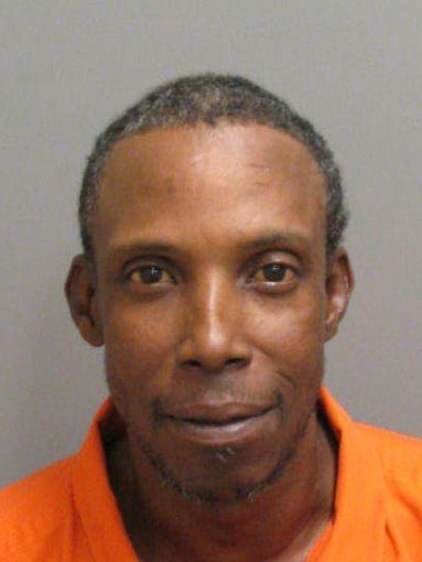 Eric donell smith is charged with domestic violence