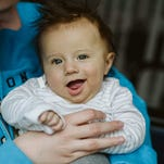Help Binghamton family with 7-month-old in Boston Children's Hospital
