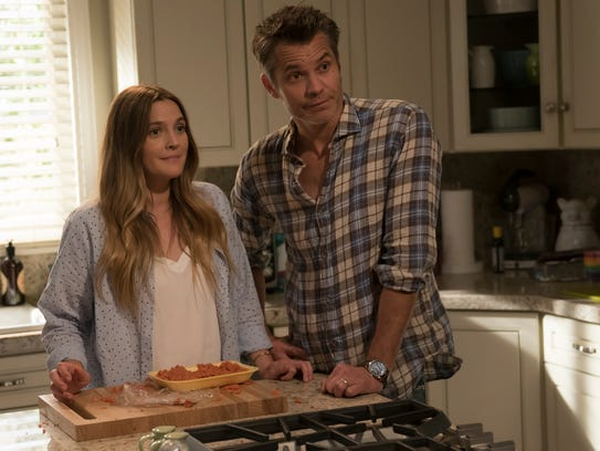 Drew Barrymore and Timothy Olyphant star in Netflix's