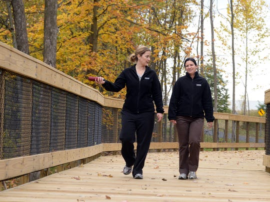 Sycamore Creek Trail: The newest extension of the River Trail connects Lansing with Holt, meaning folks can get from downtown Lansing or East Lansing to Holt all via trail.