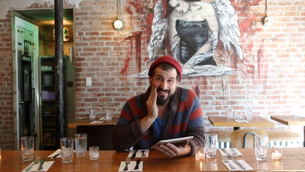 Dave DiBari, of The Parlor and The Cookery in Dobbs