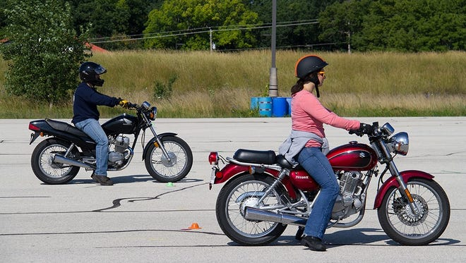 WCTC will offer three motorcycle training courses at its campus starting in April.