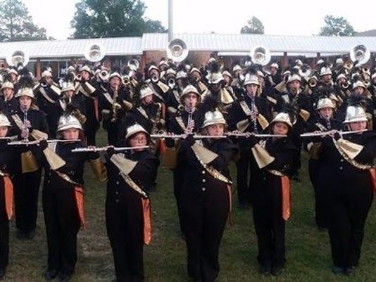 Milton High School Band