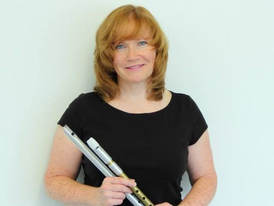 Geraldine Murray is an Irish musician in Portland.