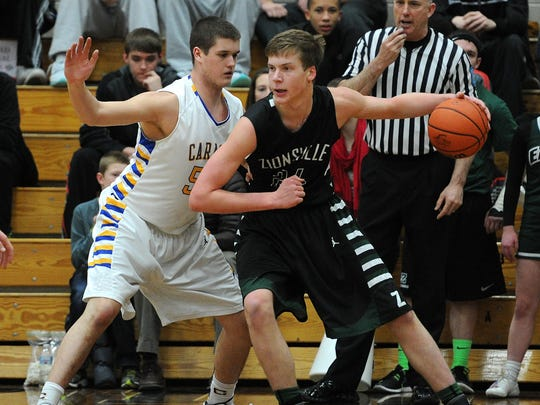 Zionsville's Derrik Smits is the son of former Pacers center Rik Smits.
