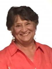 Disaster Response Volunteer Award recipient Susan Brodeur.
