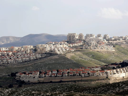 EPA MIDEAST ISRAEL SETTLEMENTS CONSTRUCTION WAR CONFLICTS (GENERAL) --- WE