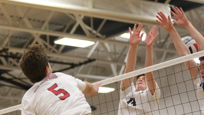 Brookfield East's Danny Butler (5) has led his team to the state tournament for the second time in three seasons.