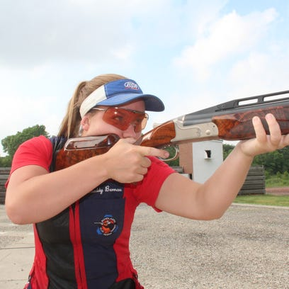 Smith: This 20-year-old shooter from Waterford aims to be one of the best in the world