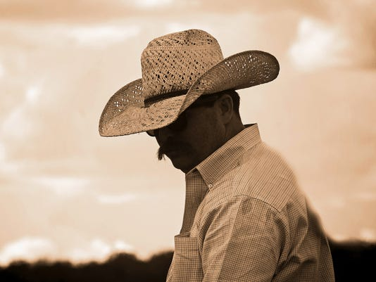 Rancher-type husbands should come with a warning label.