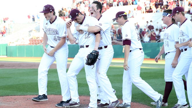 Mississippi State begins postseason play on Friday against Southeast Missouri State with a good state of mind.