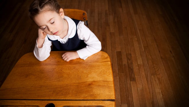 Over time not getting enough sleep can affect your child's ability to learn and perform well at tasks or test-taking.