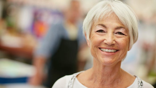 Aging gracefully – happiness matters