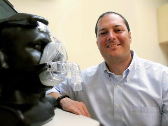 Jose Colon, M.D., warn that untreated sleep apnea can