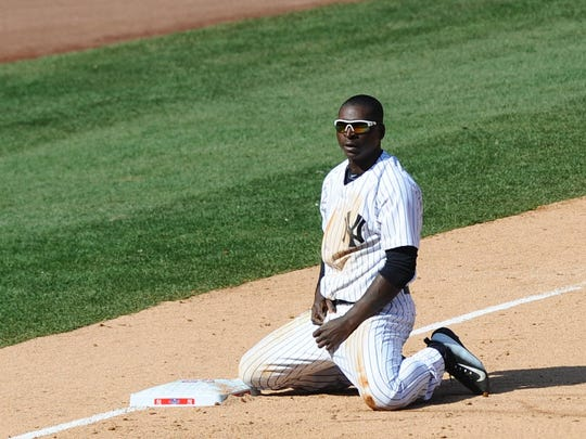 Yankees shortstop Didi Gregorius will miss the start of the season with a shoulder injury.