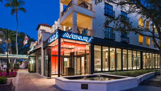 Avenue5 opened in February 2014 in the former McCabe's Irish Pub near the Inn on Fifth in downtown Naples. Ocean Prime is replacing Avenue5 this year.