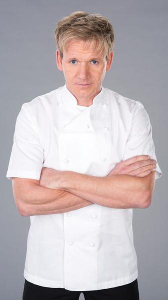 Gordon Ramsay brings his British favorite pub grub