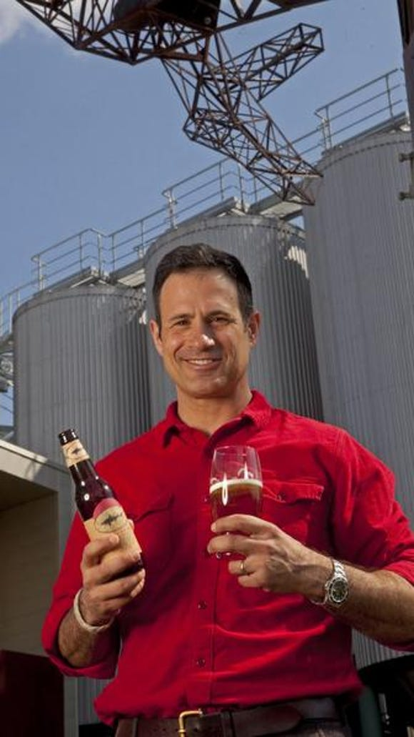 Dogfish Head founder Sam Calagione has been nominated for his fifth consecutive James Beard Award.