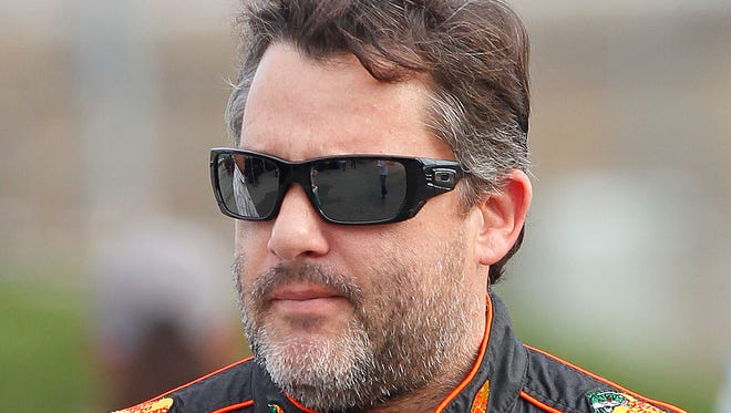 A grand jury in Upstate New York began hearing testimony in the Tony Stewart case on Tuesday.