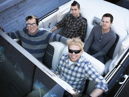 The Offspring are headlining BaseFEST Saturday in Twentynine Palms.