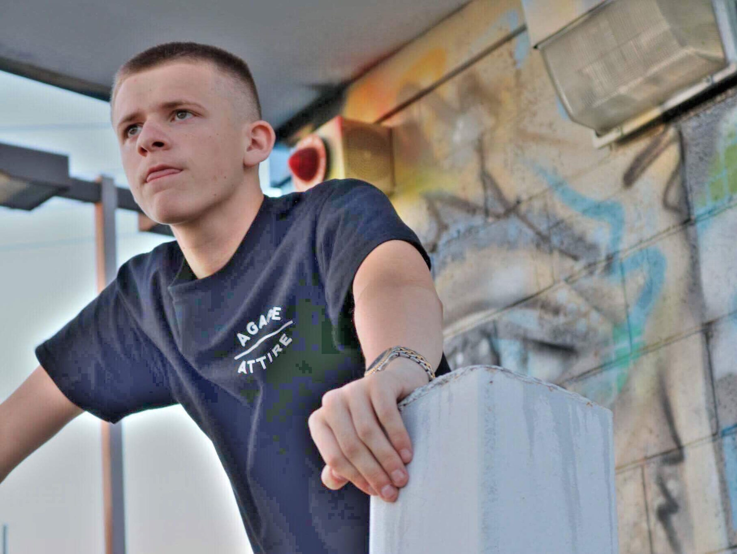 Matthew Chavez, known as Vez, is a rap artist and resident