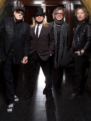 Foreigner and Cheap Trick will perform at 7 p.m. Aug.