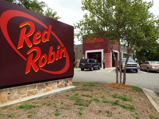 Red Robin could be opening a Lafayette location in