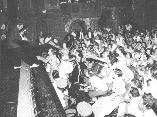 ElvisPresleyin Miami1956