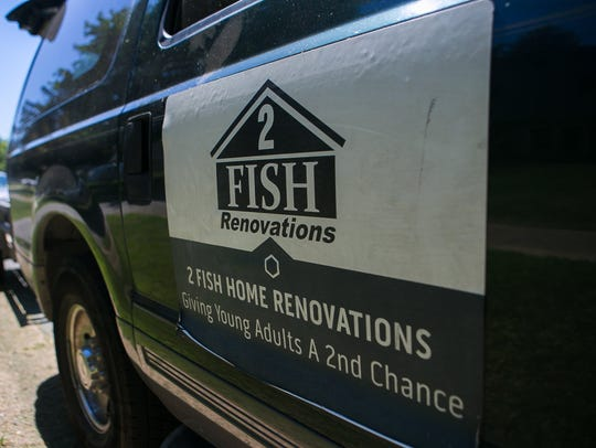 Delaware based 2 Fish Renovations provides initial