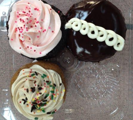 Sugar Mountain cupcakes